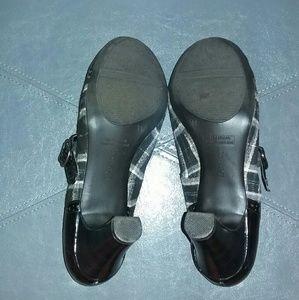 Dexter Shoes - Plaid Heels